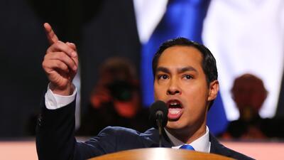 Barack Obama nominará oficialmente a Julián Castro