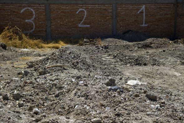El Siglo de Durango tiene documentados hallazgos de 33 cadáveres que han...