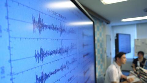 El lanzamiento del misil de Corea del Norte causó un sismo de med...
