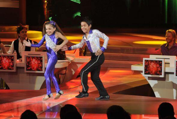 Jorge y Daryna pusieron a bailar a todos en el foro.