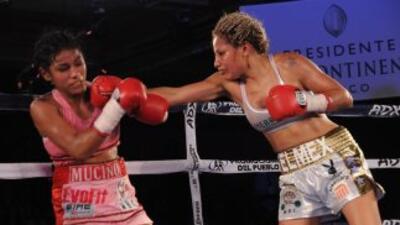 El boxeo femenino crece, así lo demuestra el rating en la televisión (Fo...
