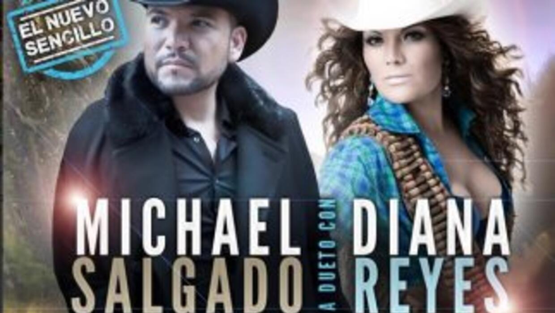 Escucha lo más nuevo de Michael Salgado a lado de Diana Reyes. ¡Te va a...