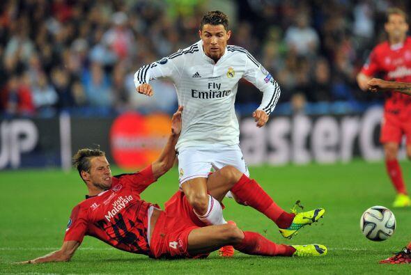 Los focos rojos se prenderían tras una entrada sobre Ronaldo en l...