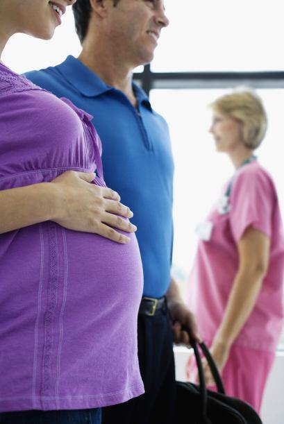 El parto natural no le afecta a tu bebé al contrario es ideal para que é...