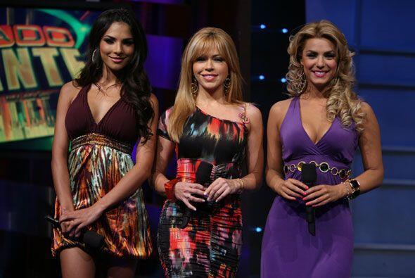 Claudia Molina es además de modelo y presentadora, una famosa ent...