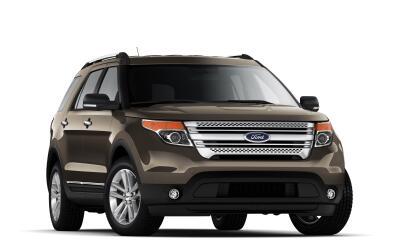 Ford llamó a revsión a algunas unidades de su SUV Explorer 2015 y 2016