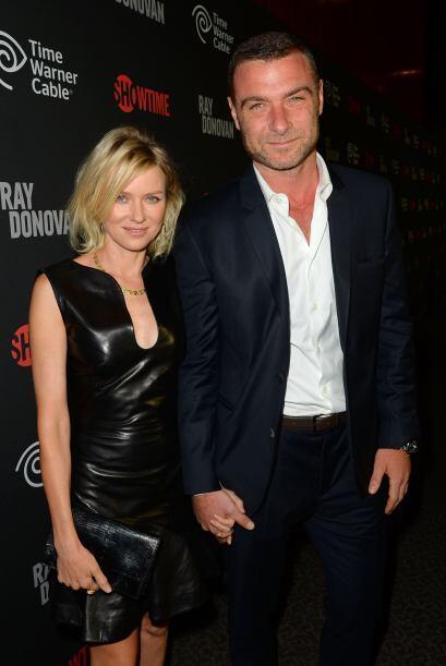 Naomi Watts y Liev Schreiber son una de las parejas más lindas de Hollyw...