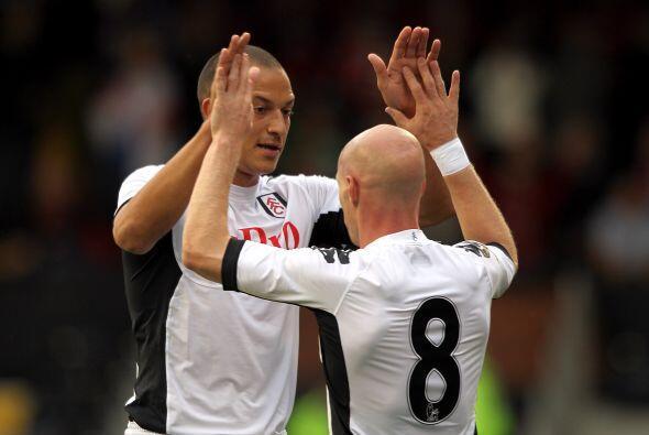 Fulham se ganó el torneo anterioe su participación en la previa de la Li...