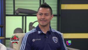 Roger Espinoza regresa al Sporting Kansas City de la MLS