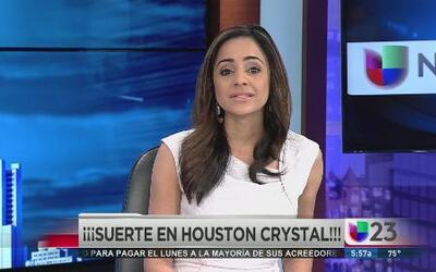 Despedida a Crystal Ayala
