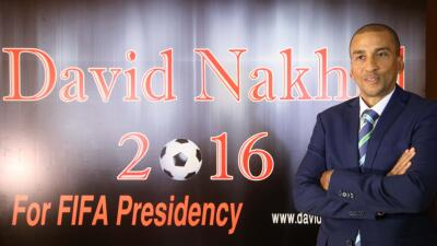 Ex capitán de Trinidad y Tobago, por FIFA