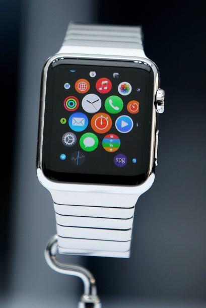 El sisstema operativo del Watch está basado en el iOS8.