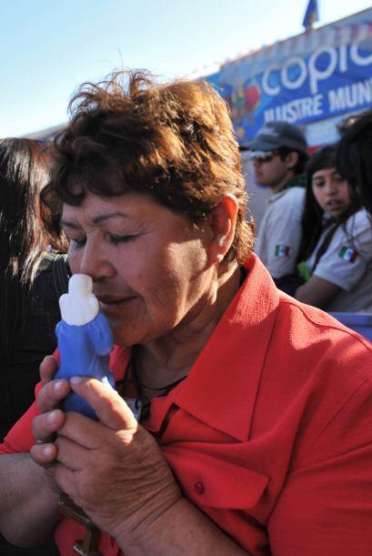 El mandatario chileno, que tras el accidente y los primeros inconvenient...