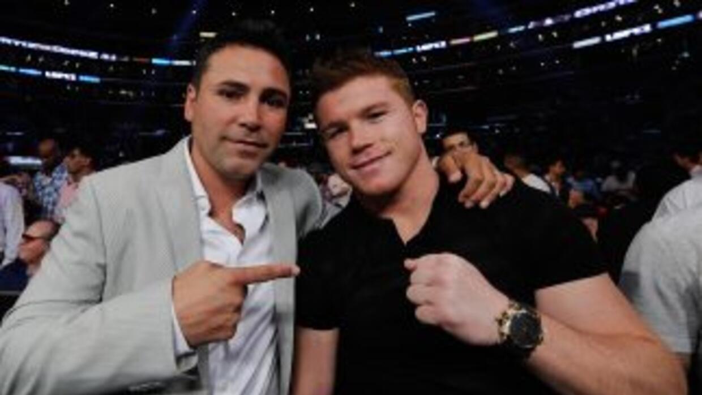 Golden Boy y All Star Boxing se van a juicio por 'Canelo' Álvarez.