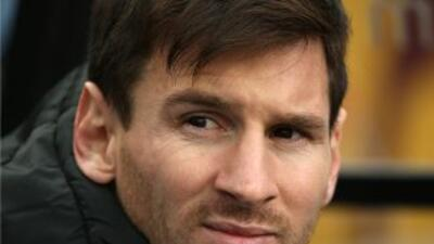 Messi no pudo jugar con Argentina pero si lo hará con Barcelona ante Celta.