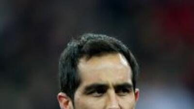 El portero de Chile destacó la labor de su entrenador.
