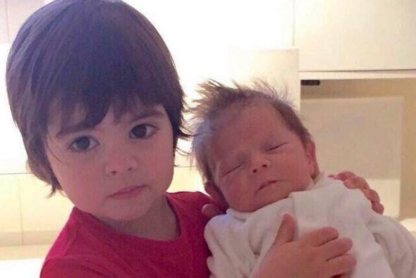 Esta es la imagen más encantadora de los hijitos de Shakira y Gerard Piq...