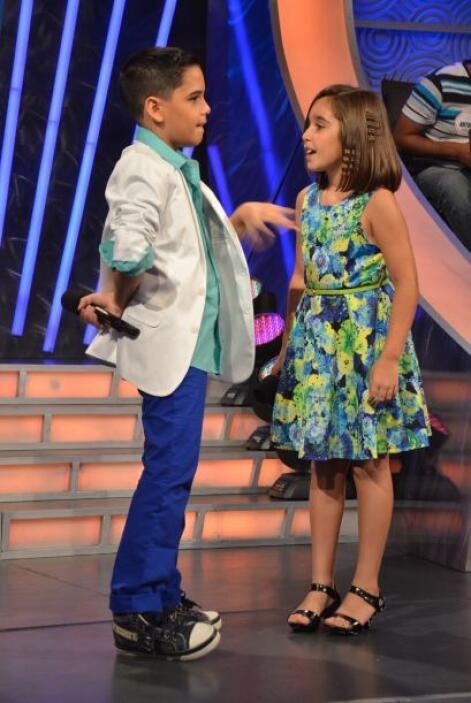 Braulio y Joselyn se encargaron de presentar a los participantes.