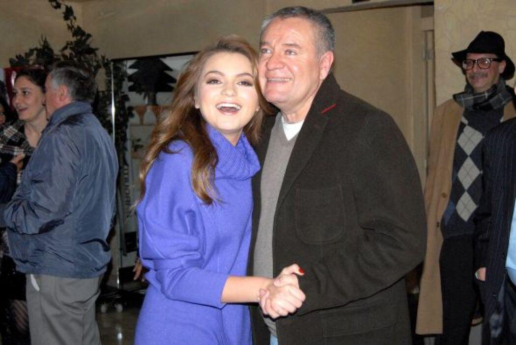 Tuvieron tres hijas, entre ellas la también actriz Sofía Castro.