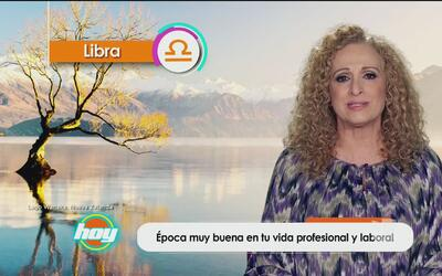 Mizada Libra 13 de octubre de 2016