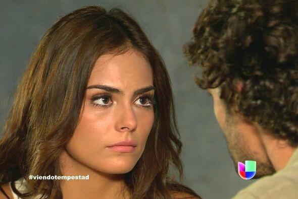 Hernán le dijo a Marina que la amaba. Mira aquí todos los videos de La T...