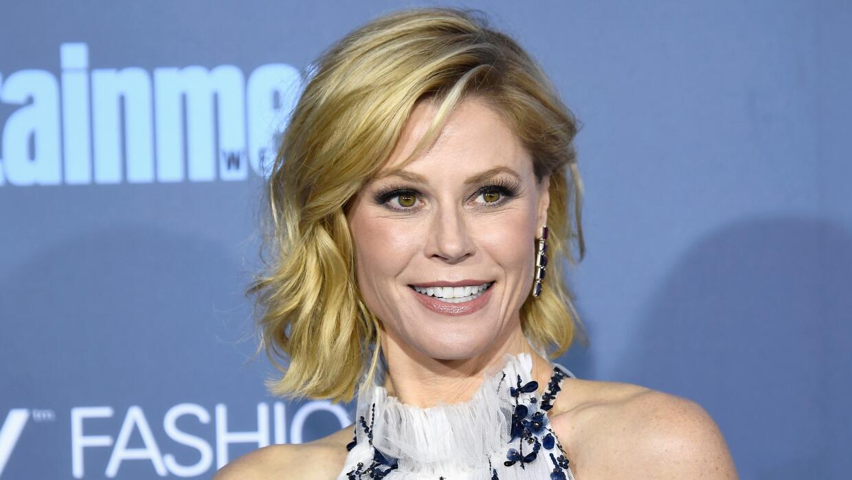La actriz es parte del elenco de la serie 'Modern Family'