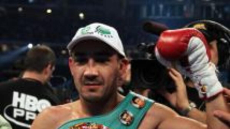 Soto y Mathysse pelearan en eliminatoria por el título mundia superliger...