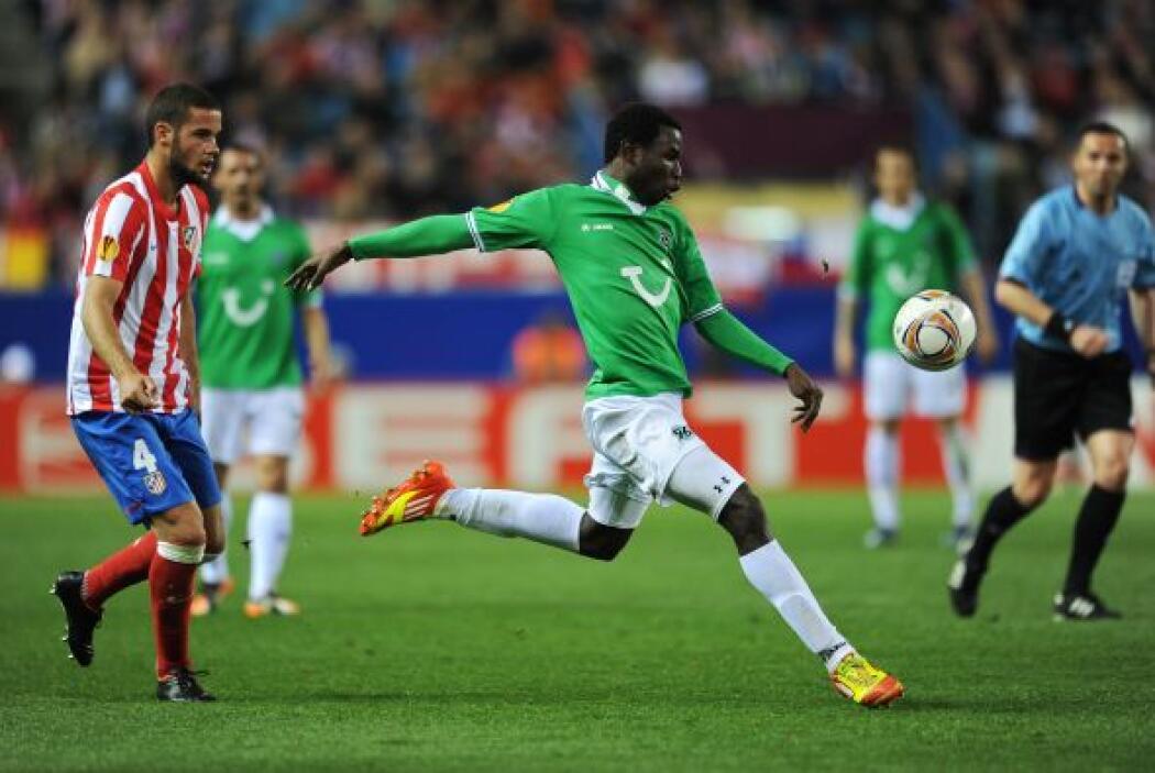 Pero los españoles debían poner atención en un jugador del equipo rival,...