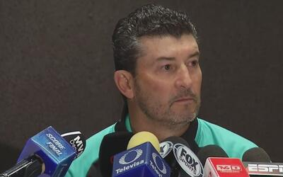 """'Chepo' de la Torre y la Copa MX: """"Para mí todos los títulos son muy imp..."""