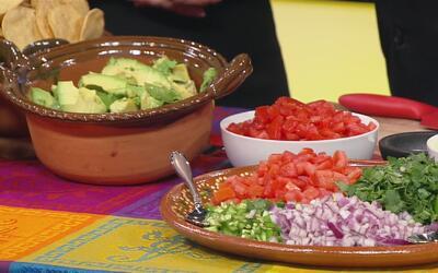 Recetas para preparar guacamole
