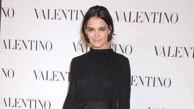 Katie Holmes, ¿simple o hermosa?