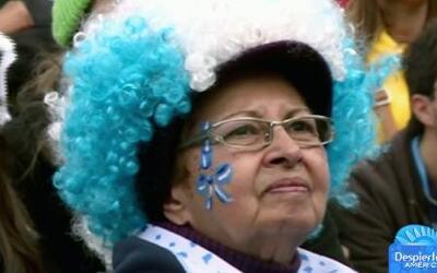 Los argentinos todavía tienen esperanza de pasar a cuartos de final