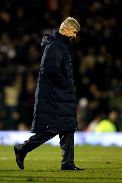 Dolorosa derrota para los hombres de Arsene Wenger, que esperan pronto g...
