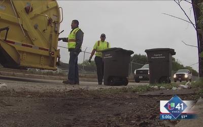 Crean programa piloto de recolección de basura