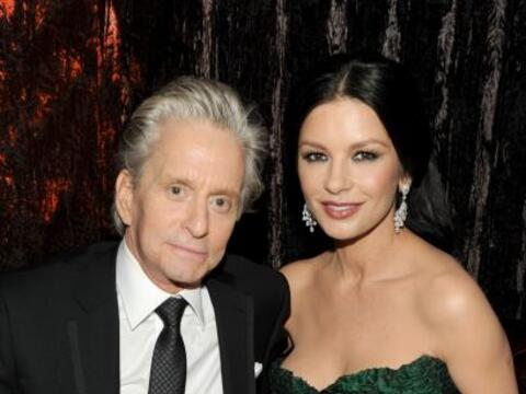 Michael Douglas y Catherine Zeta-Jones han sorprendido al mundo entero a...