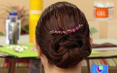 Peinados que te sacan de apuros en el verano