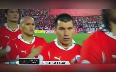 Chile rumbo al mundial