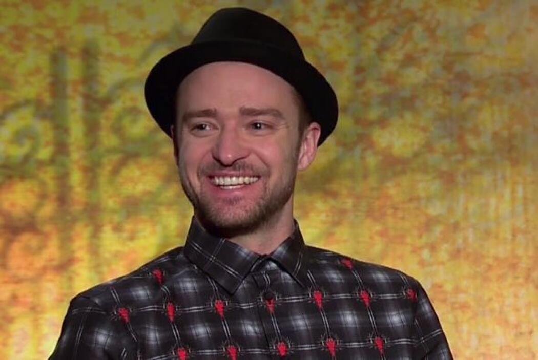 Justin Timberlake ¡Feliz Día de Acción de Gracias! Espero que todos uste...