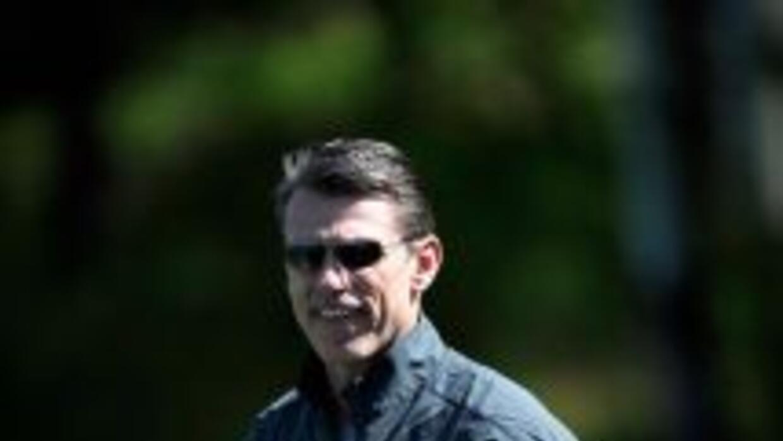 Rick Spielman es el Gerente General de los Vikings.