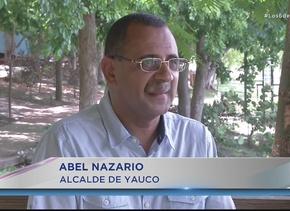 Abel Nazario quiere un escaño en el Senado