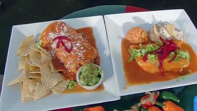 La auténtica comida Mexicana del Restaurante La Huasteca