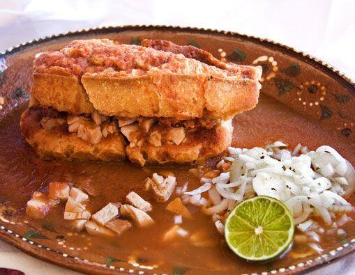 Quien no ha comido una torta ahogada de Guadalajara, no sabe de lo que s...