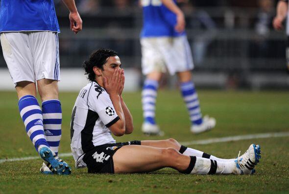 Pero Schalke definió el duelo con el 3-1 final.