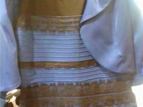 Este vestido volvió loco a Internet y dejó hablando a todo...