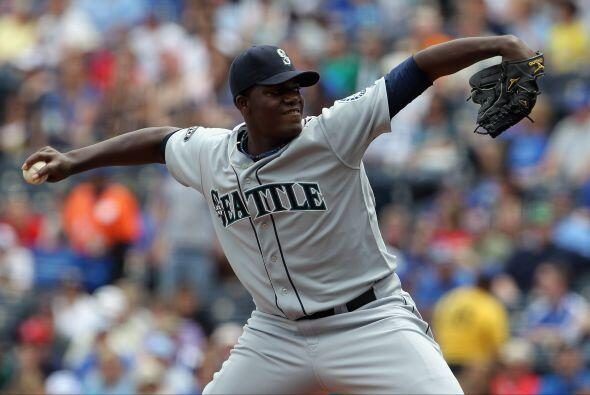 Pitcher abridor: El dominicano Michael Pineda tuvo una brillante labor a...