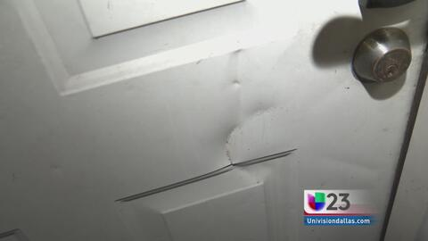 Oficiales del alguacil irrumpen y causan destrozos en la vivienda equivo...