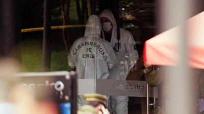 Explota una bomba en el metro de Santiago de Chile