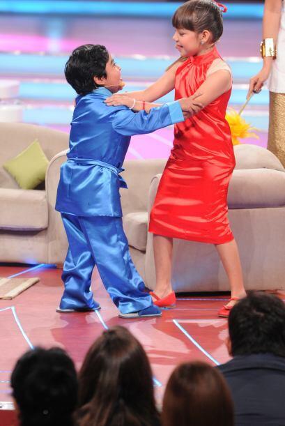 Rogelio y Telesa no pudieron evitar discutir por el dinero.