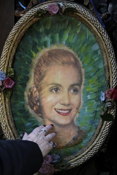 """Eva Perón  María Eva Duarte de Perón (7 May 1919 """" 26 July 1952) fue la..."""