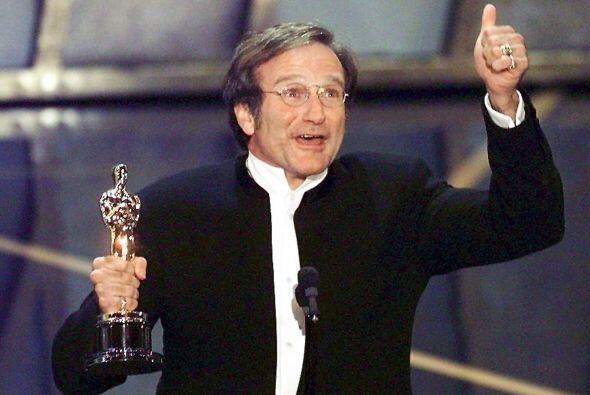 En 1997 Williams fue galardonado con un Oscar como mejor actor de repart...